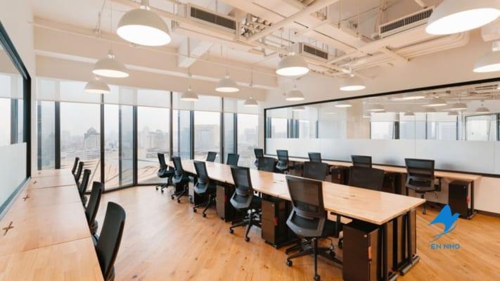 Công ty cung cấp và thi công vách kính văn phòng quận Ba Đình uy tín
