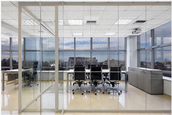 Dịch vụ cung cấp và lắp đặt vách kính văn phòng huyện Đông Anh tốt nhất