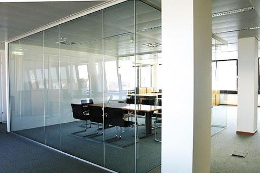 Cung cấp lắp đặt vách kính văn phòng quận Nam Từ Liêm