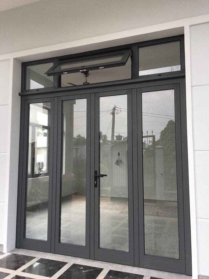 Thi công lắp đặt cửa nhôm Xingfa huyện Phúc Thọ chuyên nghiệp