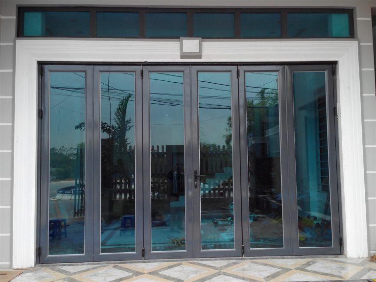 Thi công lắp đặt cửa nhôm Xingfa huyện Hoài Đức giá rẻ