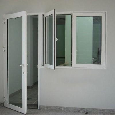 cửa đi nhôm Xingfa 1 cánh